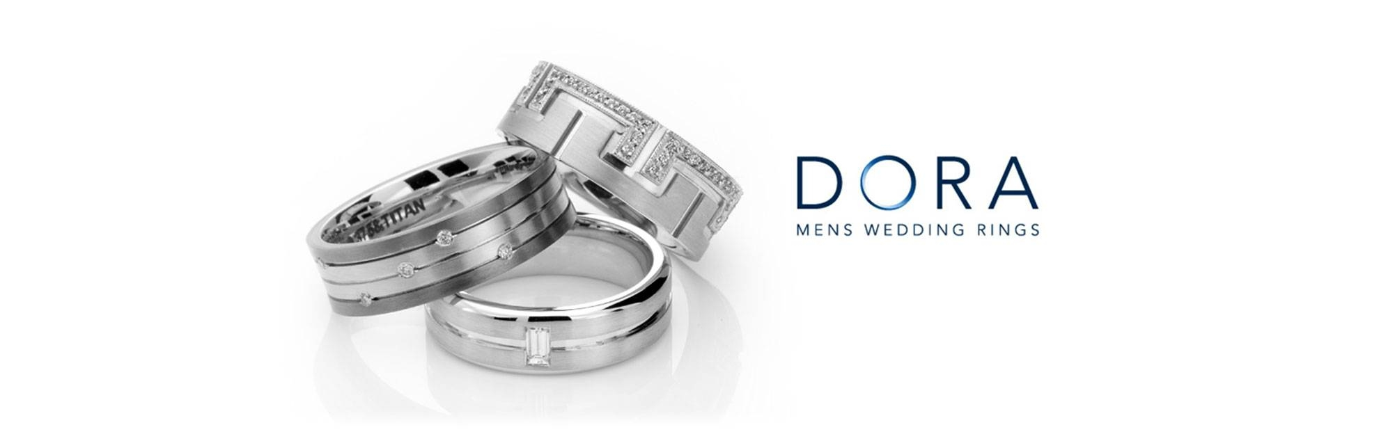 Dora Mens Wedding Rings | Stephens Jewellers In Dora Mens Wedding Bands (View 13 of 15)