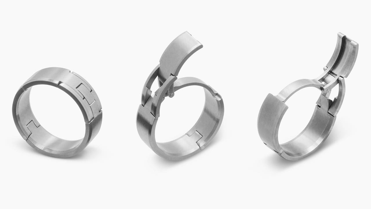 Download Safety Wedding Rings | Wedding Corners In Safety Wedding Rings (View 2 of 15)