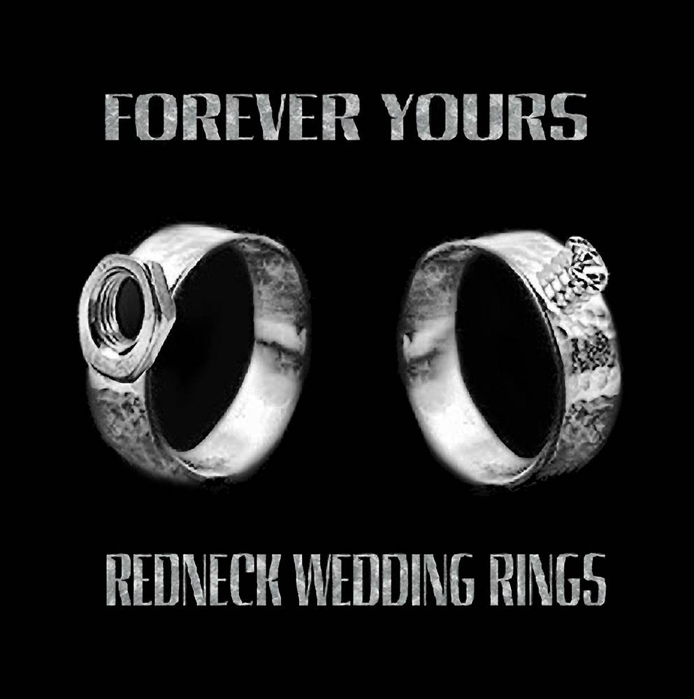 ♥Forever Yours♥ – Fun – Unique  Redneck Wedding Rings>>Available Inside Fun Wedding Rings (View 1 of 15)