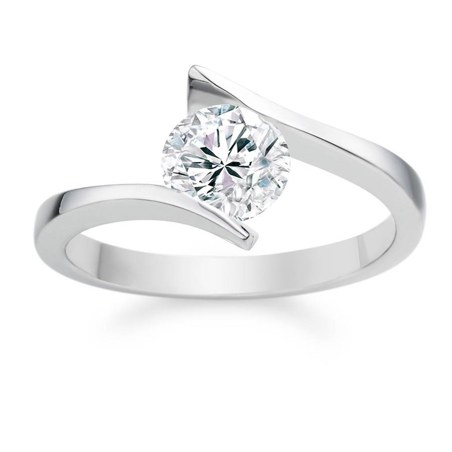 Elegant Diamond Wedding Bands For Women | Wedding Ideas Within White Gold And Diamond Wedding Rings (View 13 of 15)