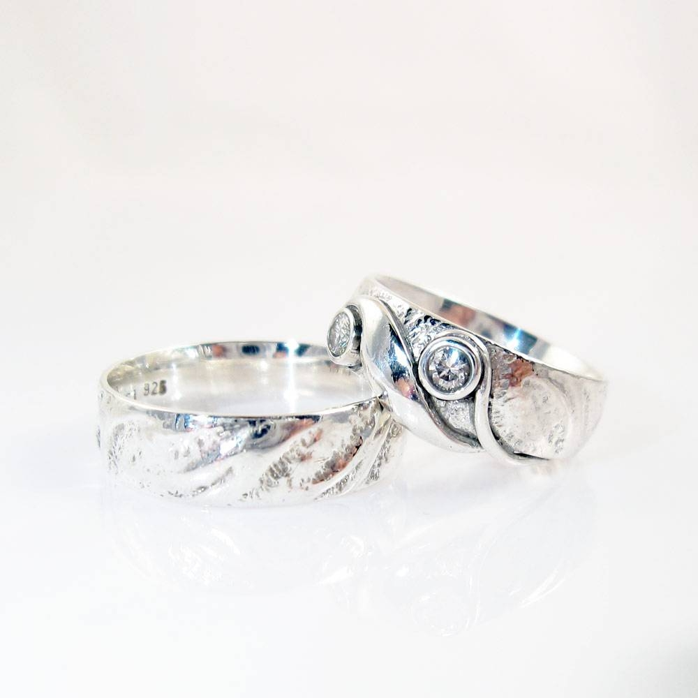 Elven Wedding Rings – Duashadi With Regard To Elven Inspired Engagement Rings (View 7 of 15)