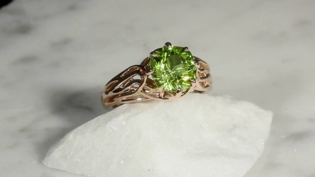 Embracing Tree Branch Engagement Ring – Youtube With Tree Branch Engagement Rings (View 4 of 15)