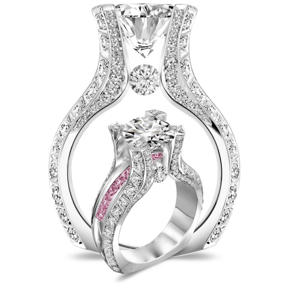 Engagement Ring Designers List – Jewelry Exhibition For Designing An Engagement Rings (Gallery 4 of 15)