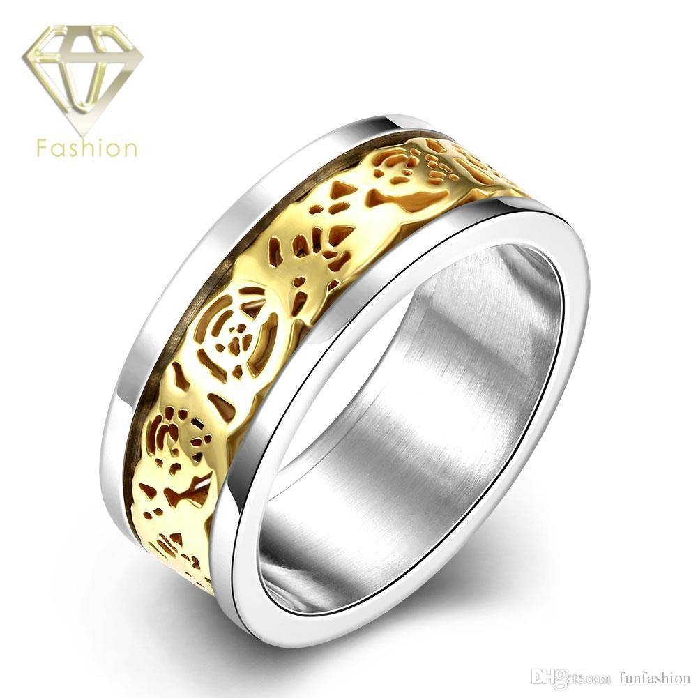 Engagement Ring Designs For Men Fashion Gold Plated Exquisite Throughout Mens Engagement Rings Designs (View 1 of 15)
