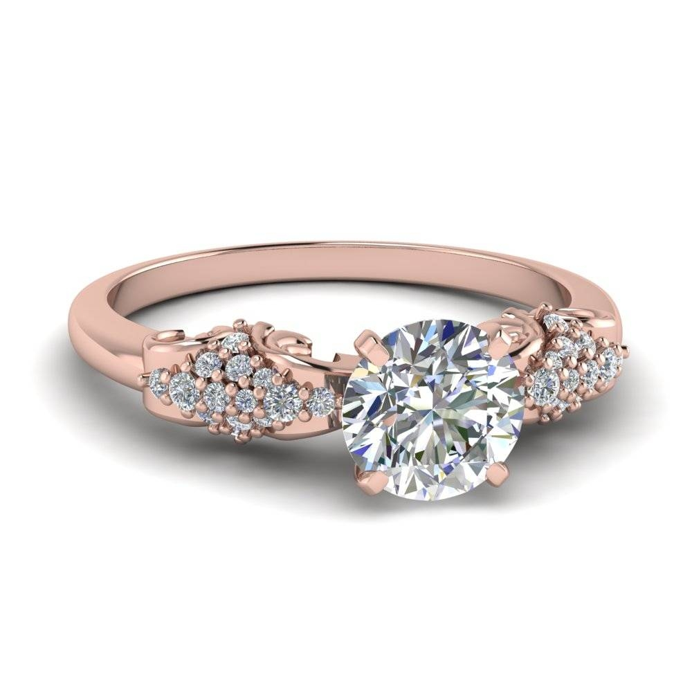 Engagement Ring – Ready To Wear Preset Engagement Rings In Pre Set Engagement Rings (View 2 of 15)
