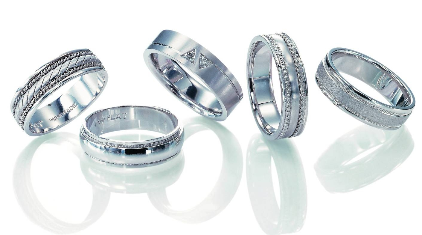 Engagement Rings : 10 Gorgeous Platinum Wedding Rings For Men Throughout Wedding Rings Men Platinum (View 3 of 15)