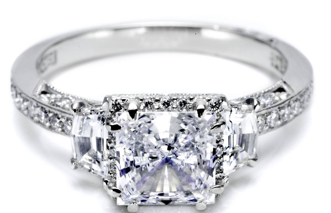 Engagement Rings : 10 Unusual Engagement Rings Alternative Brides Within Inexpensive Engagement Rings Under  (View 1 of 15)