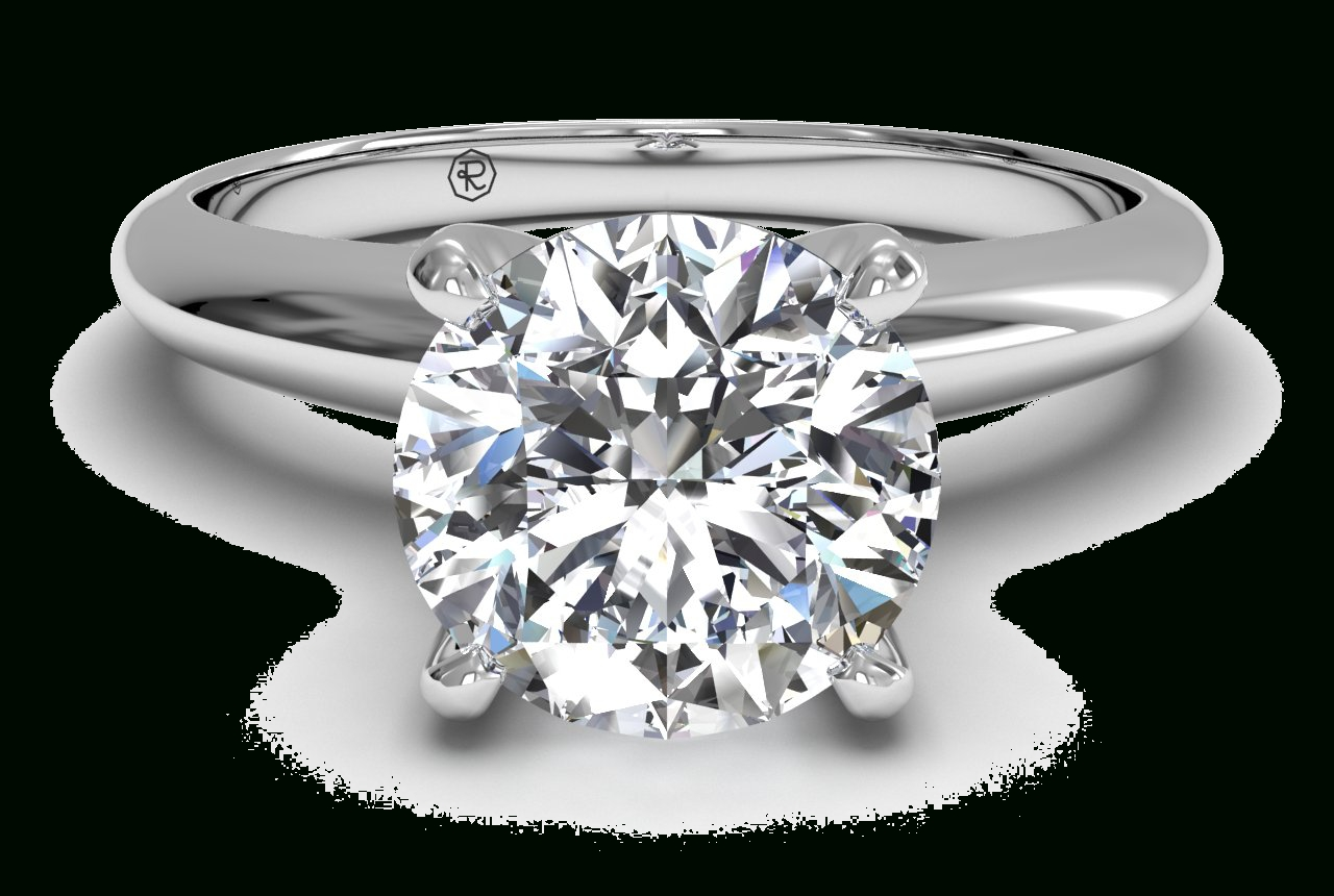 Engagement Rings : 58 Wonderful Ritani Engagement Rings A Pertaining To Custom Engagement Ring Settings (View 11 of 15)