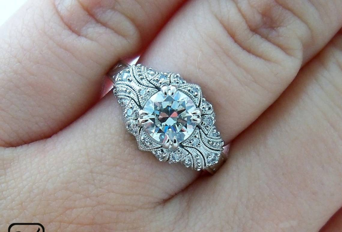 Engagement Rings : 77 Engagement Rings Under Awesome Engagement Throughout Celtic Engagement Rings Under  (View 5 of 15)