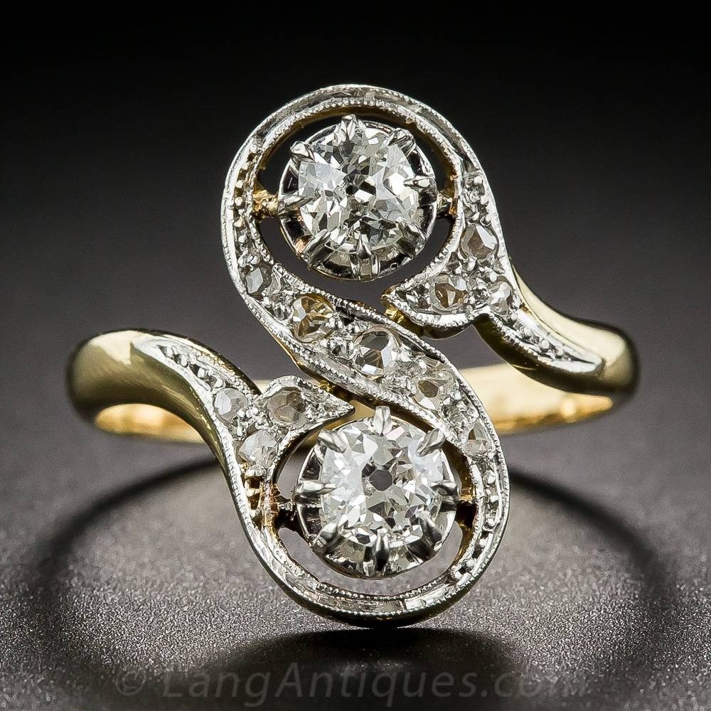 Engagement Rings: A Backward Glance – Aju Inside Historical Engagement Rings (View 7 of 15)