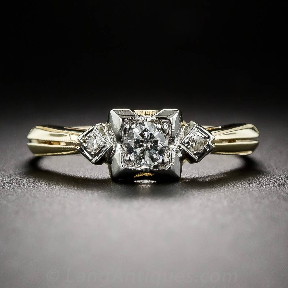 Engagement Rings: A Backward Glance – Aju Inside Historical Engagement Rings (View 6 of 15)