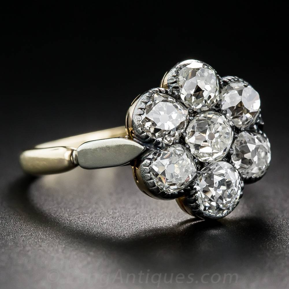 Engagement Rings: A Backward Glance – Aju Within Historical Engagement Rings (Gallery 5 of 15)