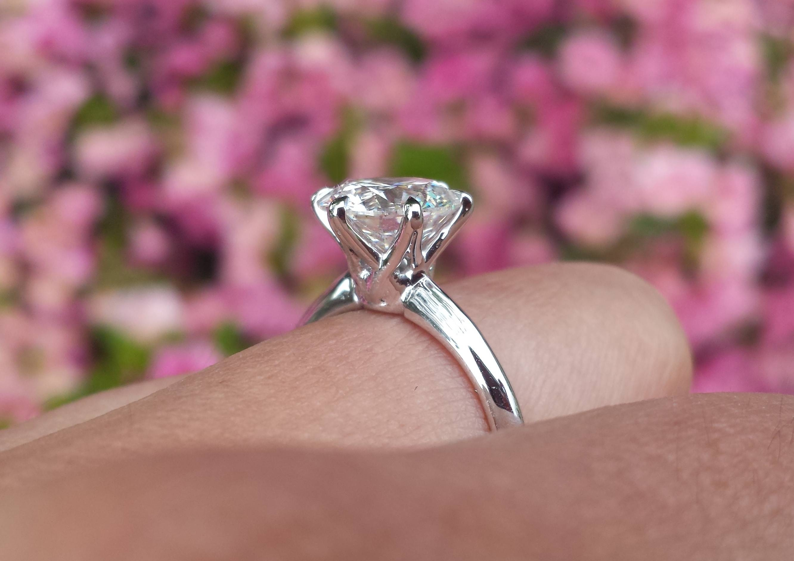 Engagement Rings – Adiamor, Brilliance, Enchanted Diamonds For Adiamor Engagement Rings (View 12 of 15)