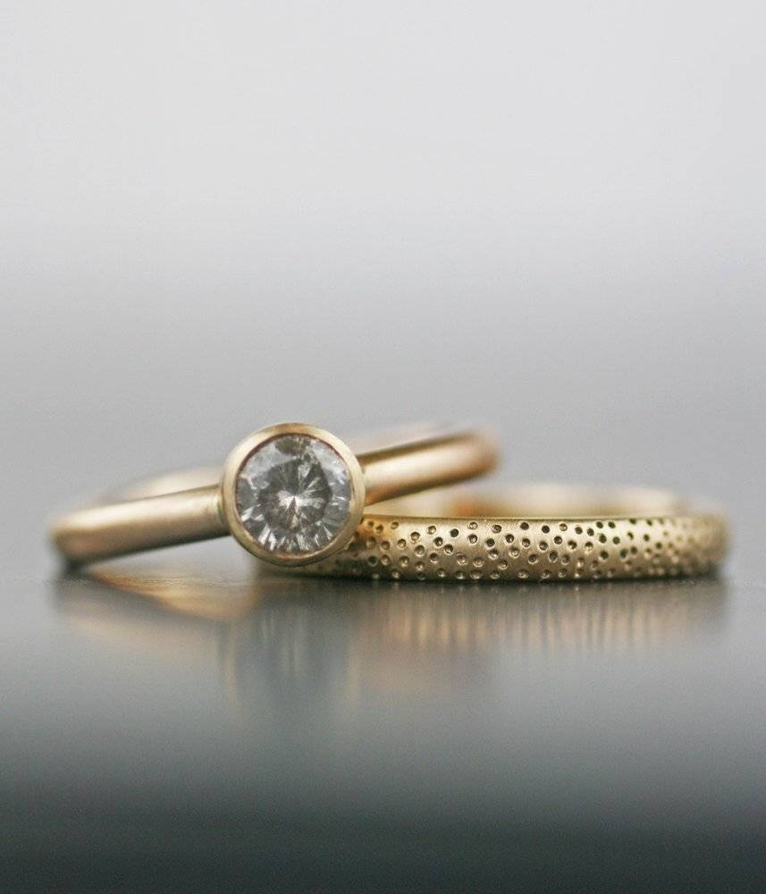 Engagement Rings : Amazing Engagement Rings And Bands Sets Unique Pertaining To Unique Womens Wedding Bands (View 3 of 15)