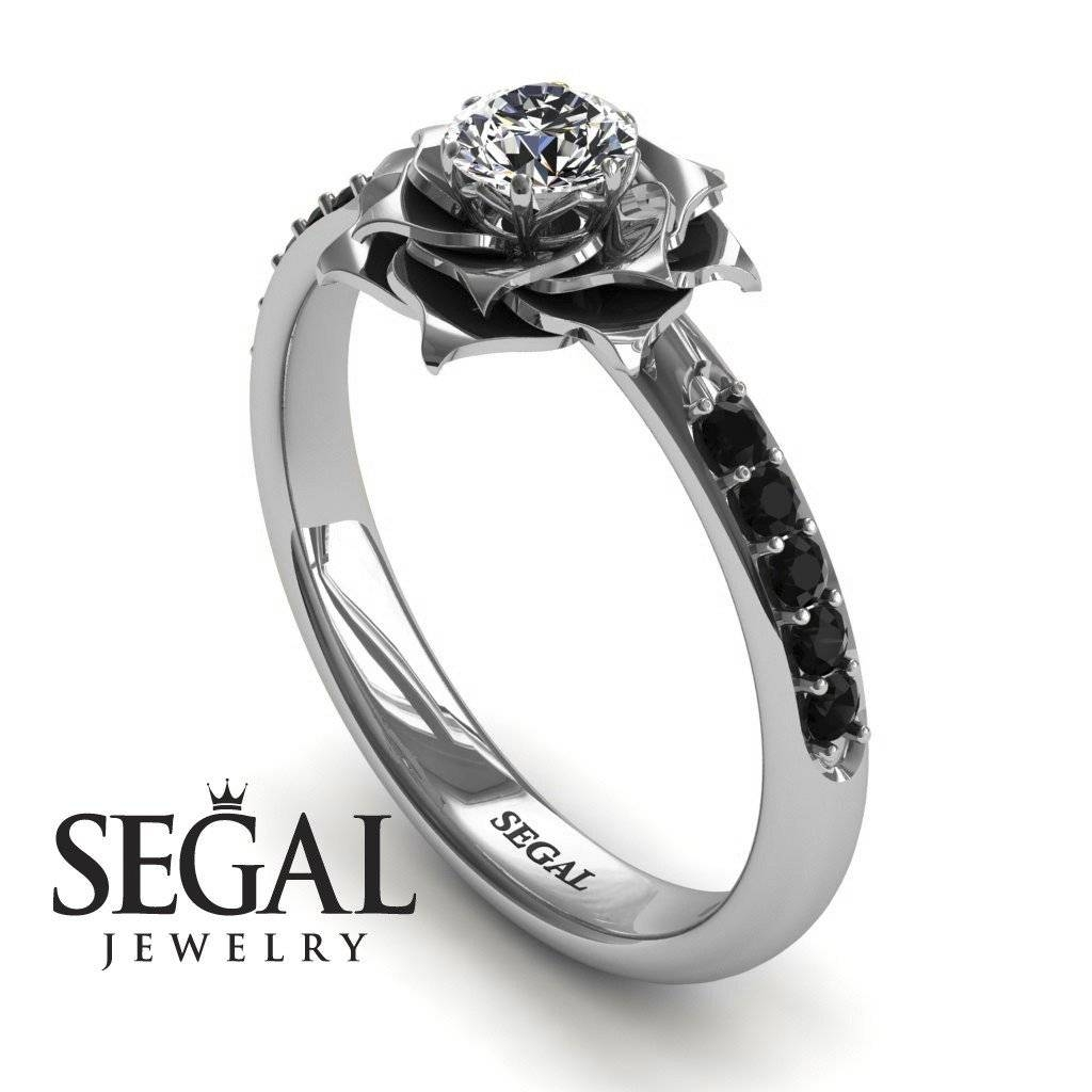 Engagement Rings : Amazing Engagement Rings Black Diamond Black Throughout Diamond Engagement Rings Under  (View 8 of 15)