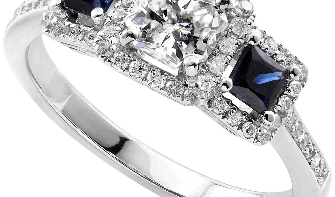 Engagement Rings : Astounding Zales Blue Diamond Engagement Rings Within Zales Blue Diamond Engagement Rings (View 6 of 15)