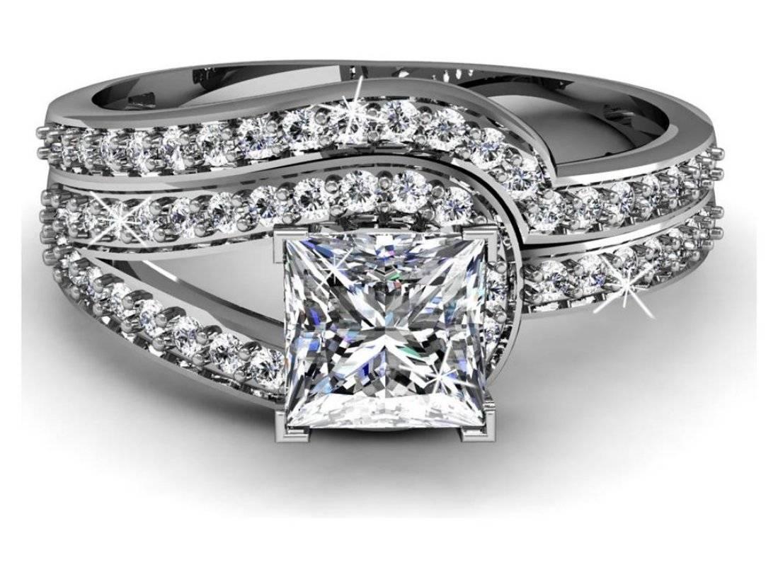 Engagement Rings : Awe Inspiring Black Engagement Rings For Her Uk For Tungsten Engagement Rings For Her (View 2 of 15)