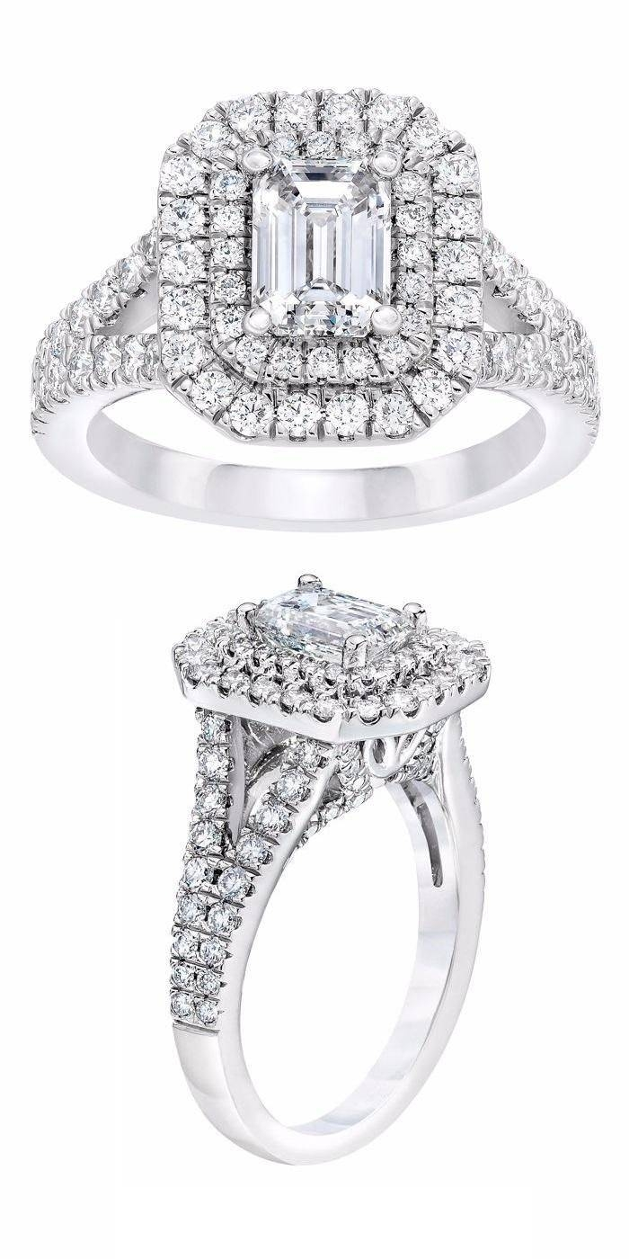 Engagement Rings : Beautiful Costco Engagement Rings 4 Princess Regarding Costco Princess Cut Engagement Rings (View 8 of 15)
