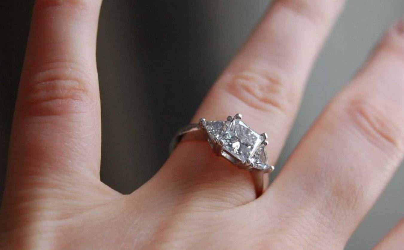 Engagement Rings : Beautiful Engagement Ring Costco Costco Diamond Throughout Costco Wedding Bands (View 10 of 15)