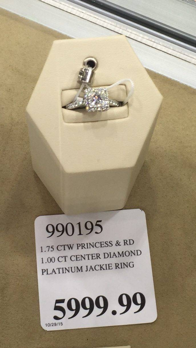 Engagement Rings : Beautiful Engagement Ring Costco Costco Heart In Costco Wedding Rings (View 11 of 15)