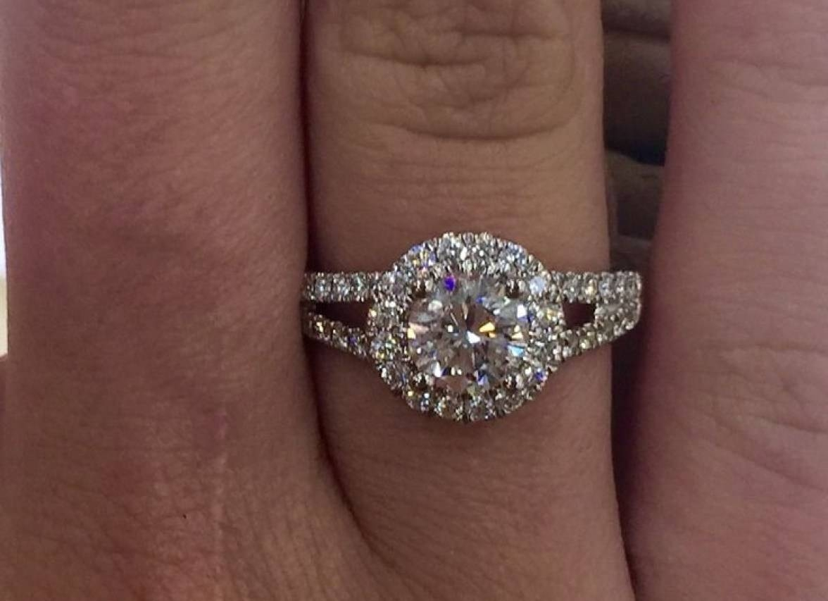 Engagement Rings : Beautiful Engagement Rings Costco Costco Regarding Costco Diamond Engagement Rings (View 12 of 15)