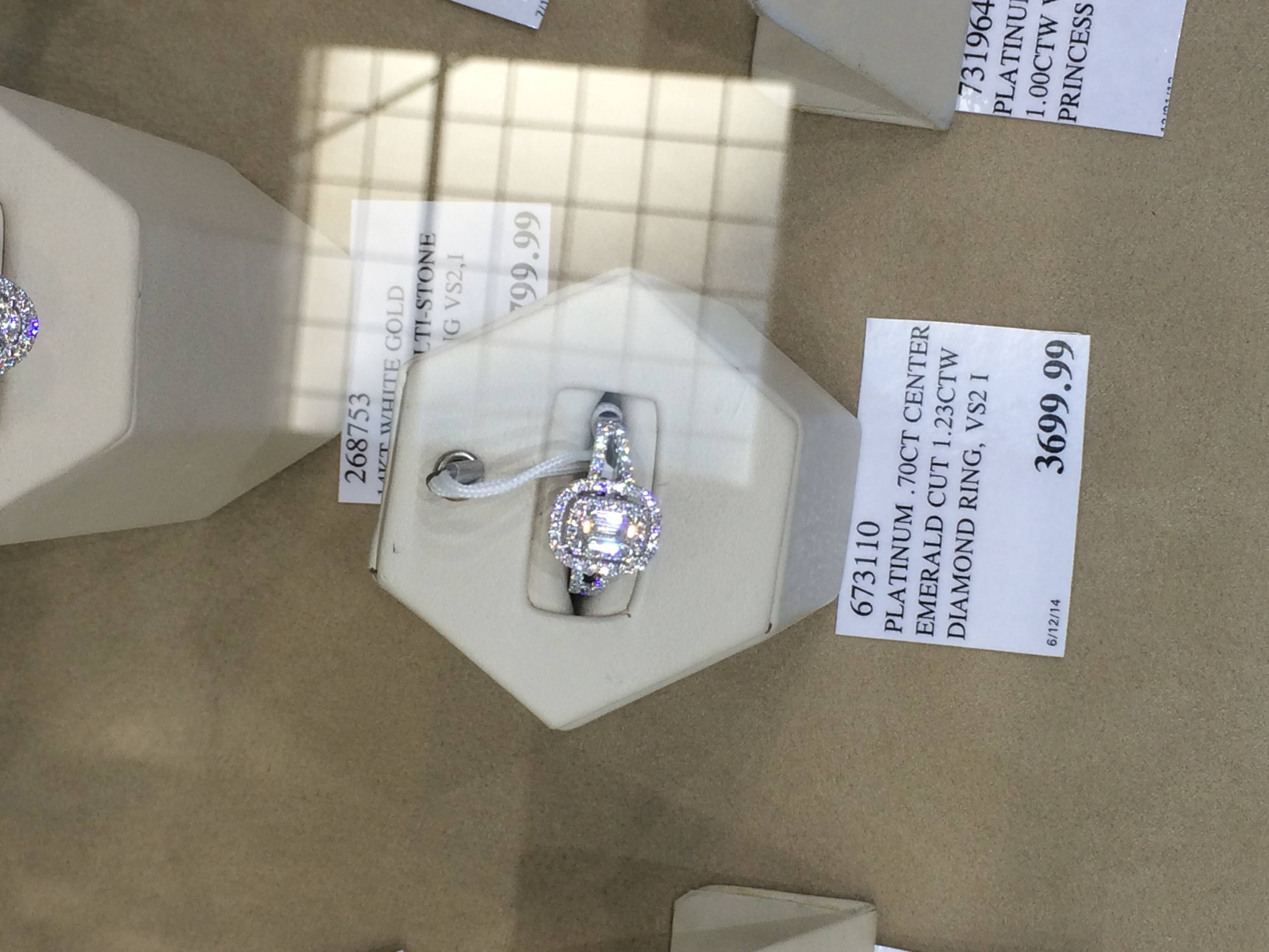 Engagement Rings Beautiful Costco Within Diamond Wedding Bands View 9