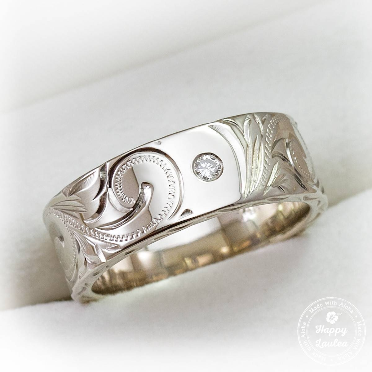 Engagement Rings : Beautiful Hawaiian Engagement Rings Fantastic Intended For Heritage Engagement Rings (Gallery 3 of 15)