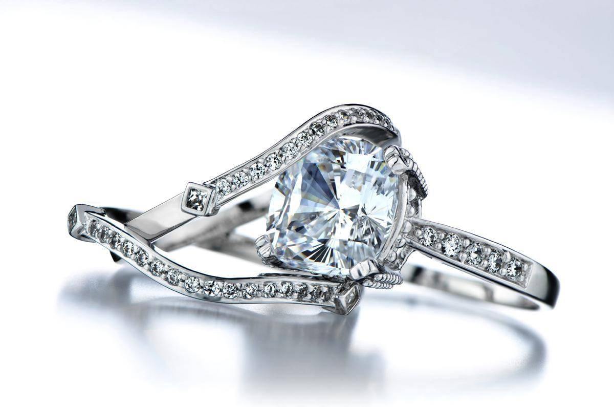 Engagement Rings : Beautiful Hawaiian Engagement Rings Kirk Kara Inside Heritage Engagement Rings (View 2 of 15)