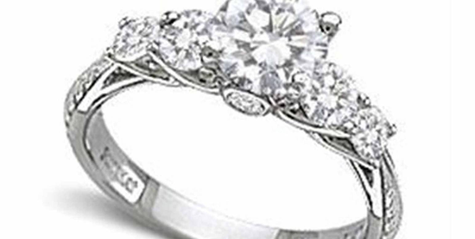 Engagement Rings : Beautiful Princess Cut Halo Diamond Engagement In Diamond Wedding Rings For Women (View 8 of 15)