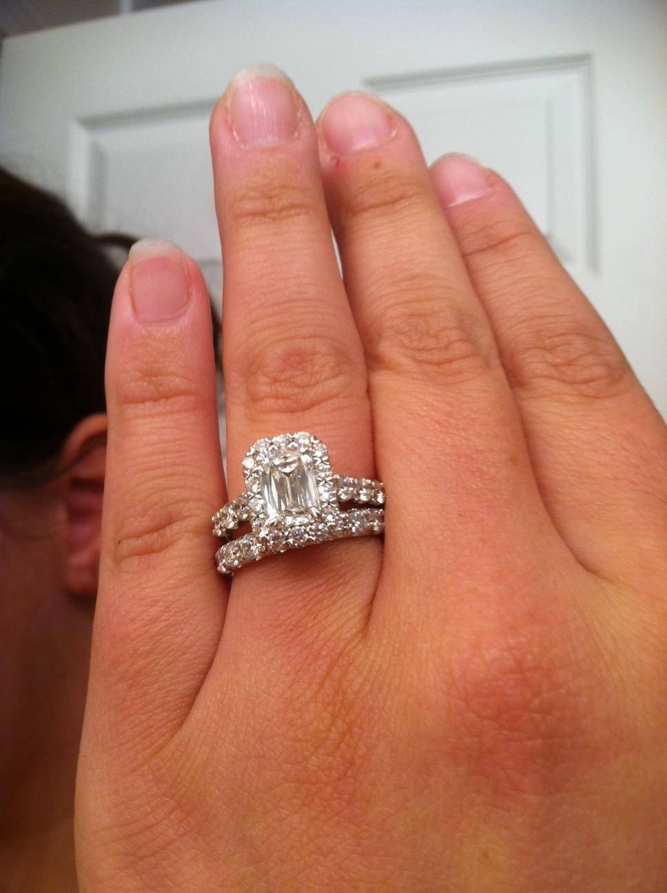 Engagement Rings : Best Bang For Your Buck Resetting A Costco For Costco Diamond Wedding Rings (View 3 of 15)