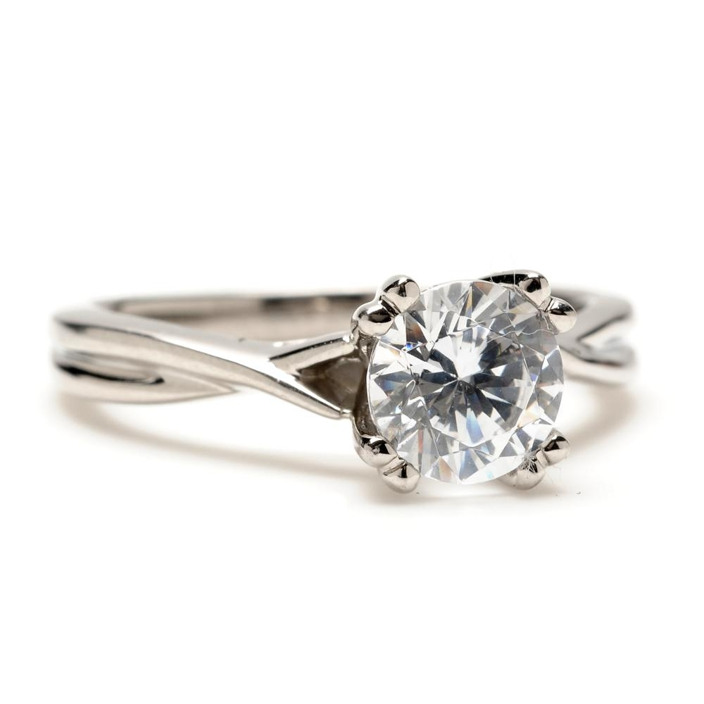 Engagement Rings : Bezel Engagement Rings Amazing Engagement Rings Regarding Engagement Band Rings (View 8 of 15)