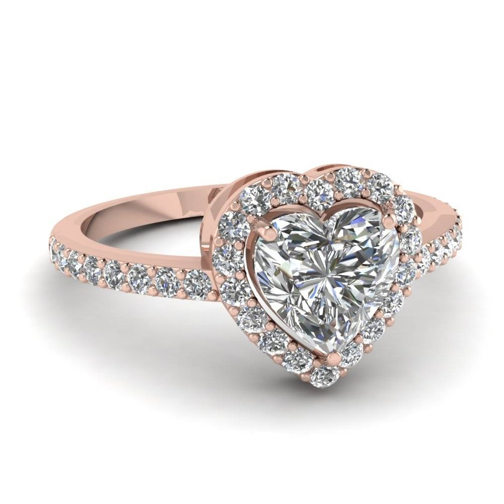 Engagement Rings – Buy Customized Diamond Engagement Rings Online Throughout Heart Engagement Rings (View 7 of 15)