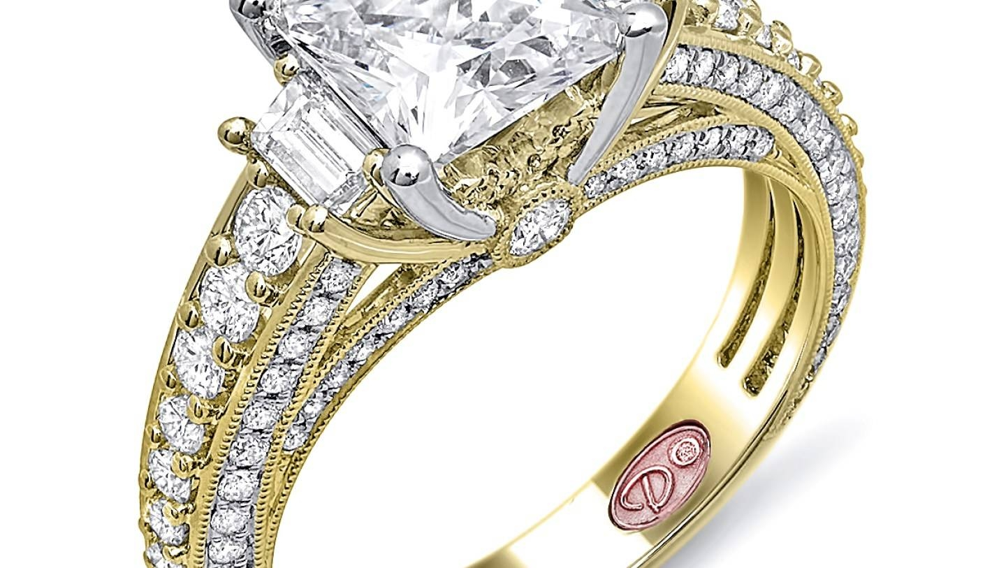 Engagement Rings : Charismatic Diamond Ring White Gold Settings Pertaining To Welsh Engagement Rings (View 11 of 15)
