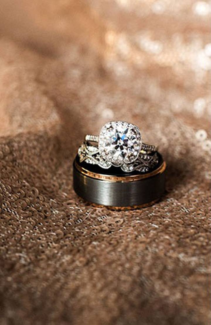 Featured Photo of Country Engagement Rings