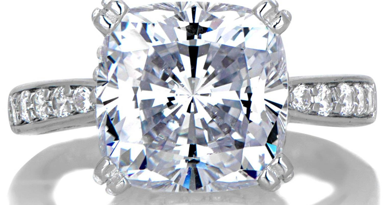 Engagement Rings : Cz Wedding Rings Amazing Cubic Zirconia With Regard To Dillards Wedding Rings (View 12 of 15)