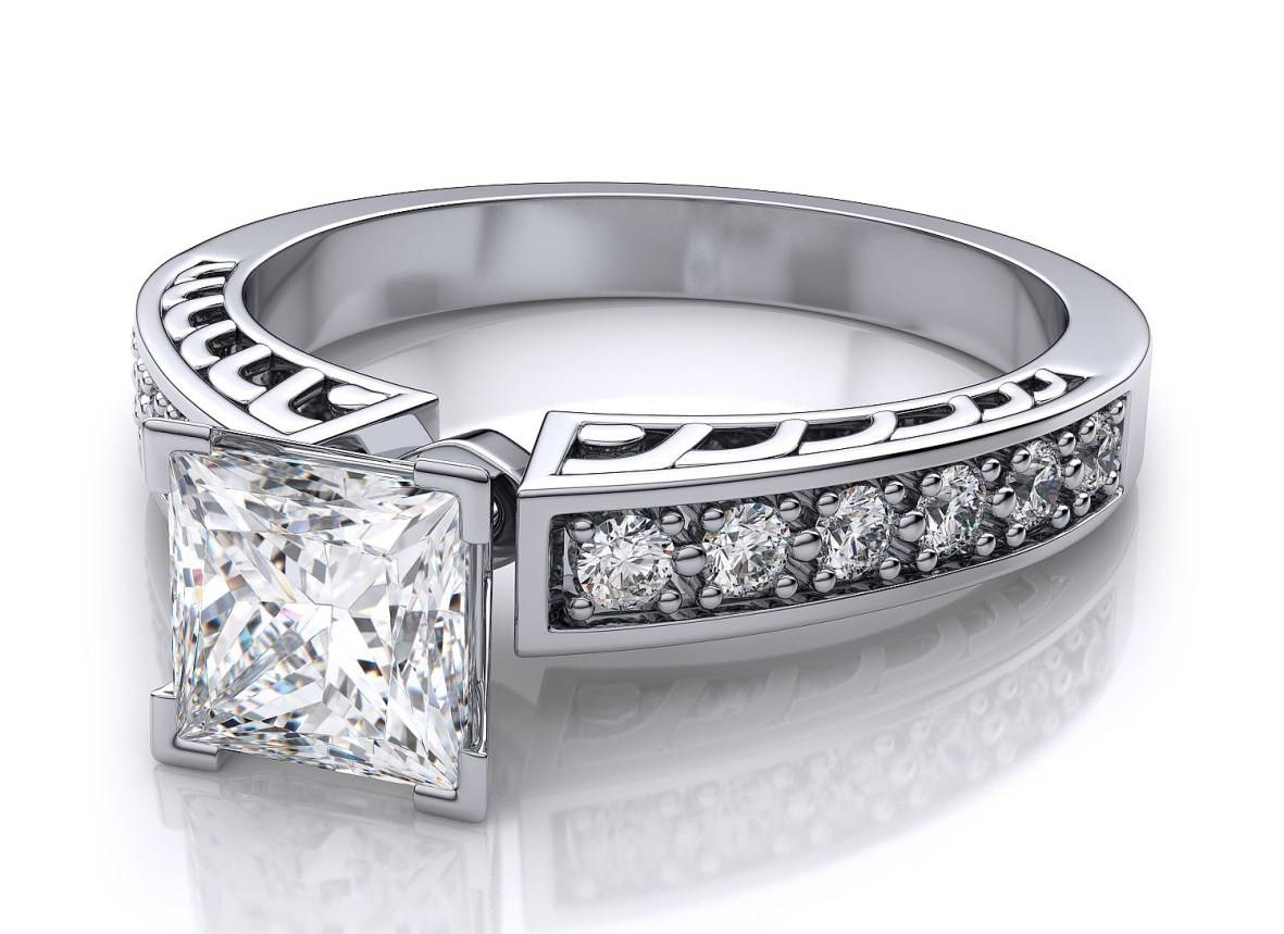 Engagement Rings : Dont Buy Titanium Or Tungsten Wedding Bands With Regard To Tungsten Wedding Bands For Her (View 4 of 15)