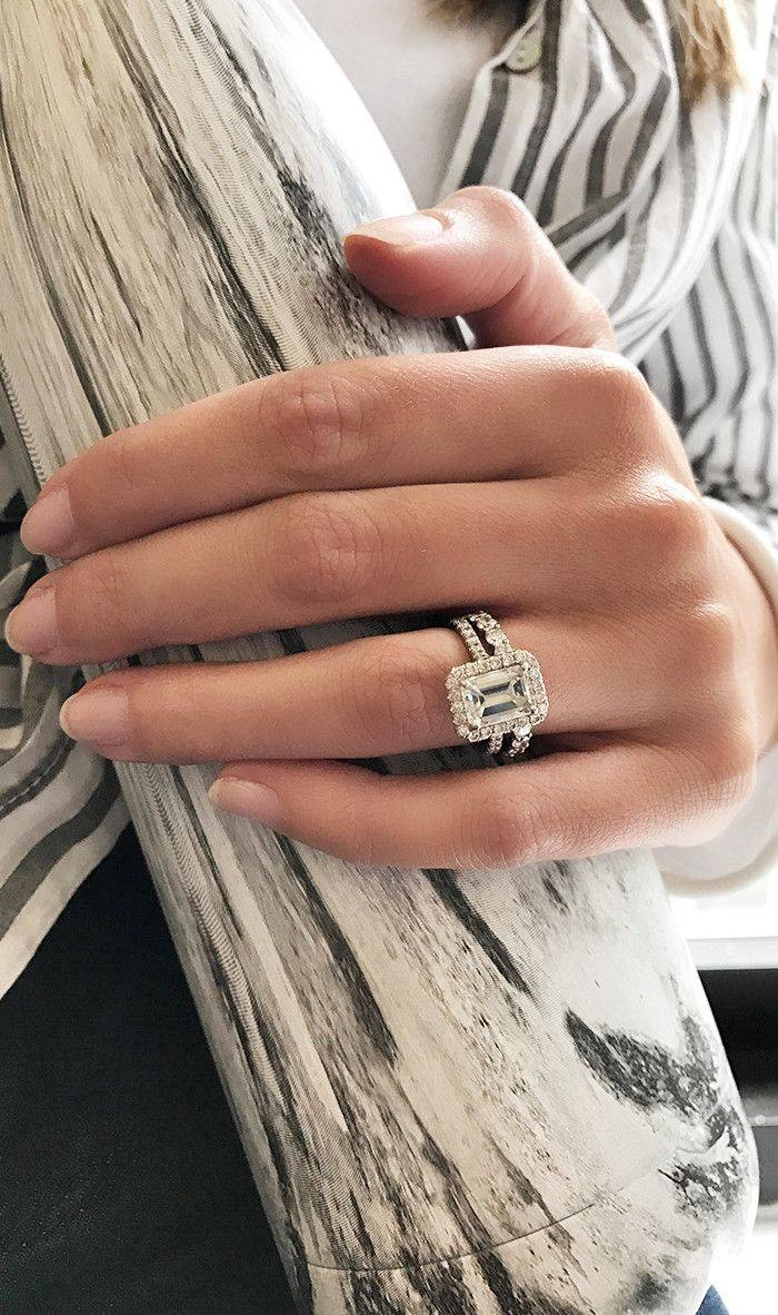 Engagement Rings : Engagement Ring And Wedding Band Set Stunning Regarding Affordable Engagement Rings Under  (View 5 of 15)