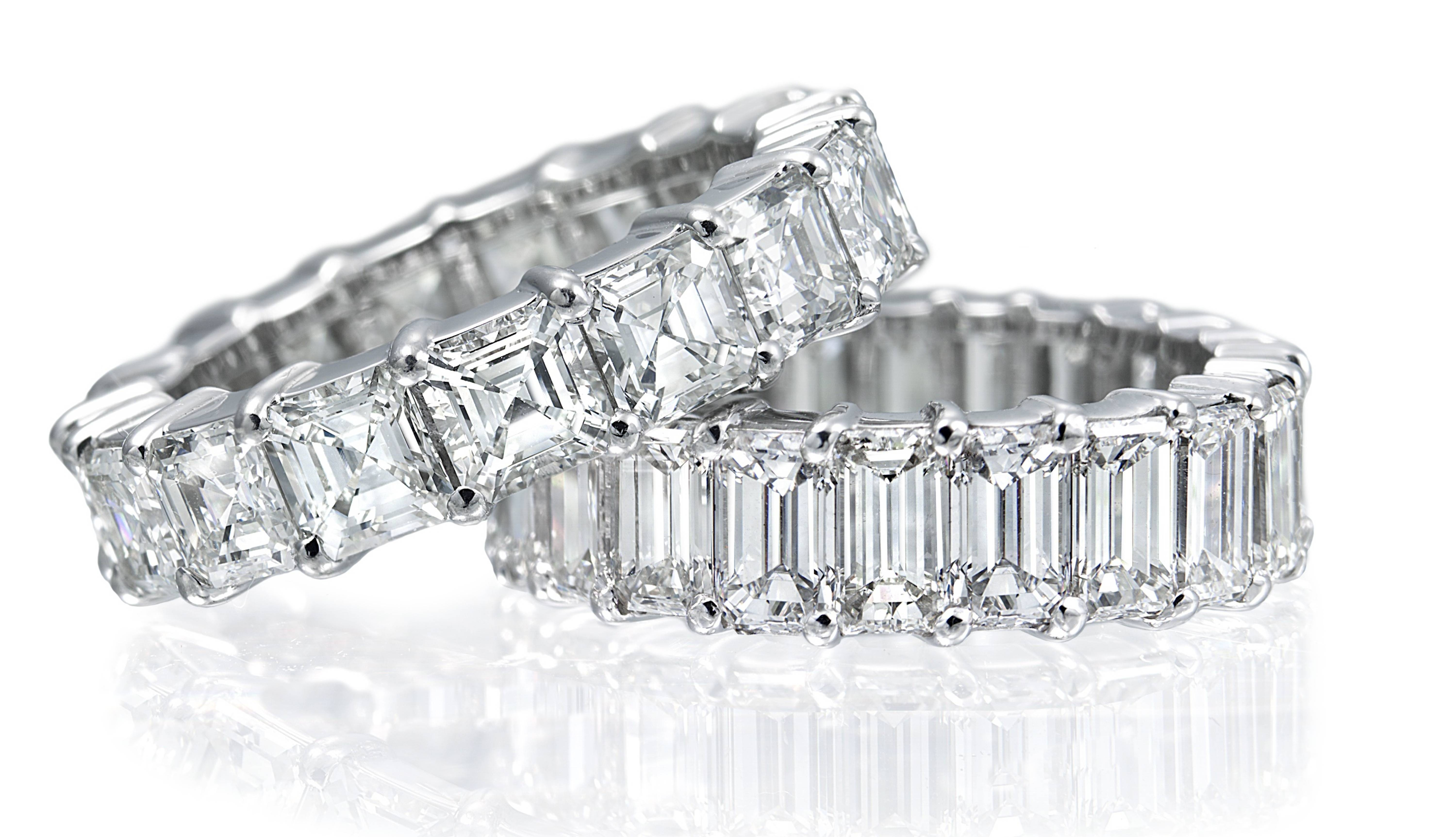 Engagement Rings : Engagement Rings And Wedding Band Sets Pertaining To Wedding Bands For Her (View 10 of 15)