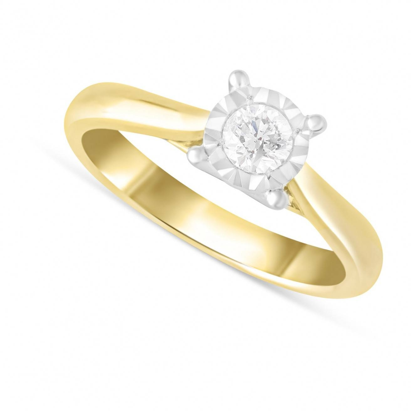 Engagement Rings : Engagement Rings Awesome Engagement Rings Under In Gold Engagement Rings Under  (View 5 of 15)