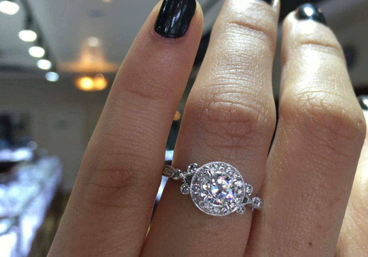 Engagement Rings : Famous Pear Shaped Engagement Rings Amazing Pertaining To Victoria Beckham Wedding Rings (View 7 of 14)