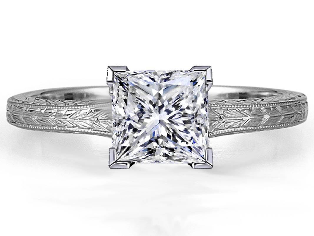 Engagement Rings From Mdc Diamonds Nyc Within Celtic Engagement Ring Settings Only (View 12 of 15)