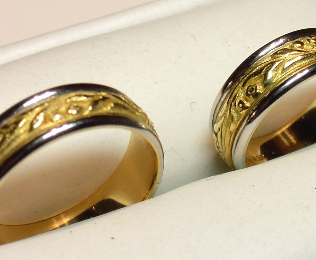 Engagement Rings : Gorgeous Hawaiian Wood Engagement Rings Regarding Heritage Engagement Rings (Gallery 13 of 15)