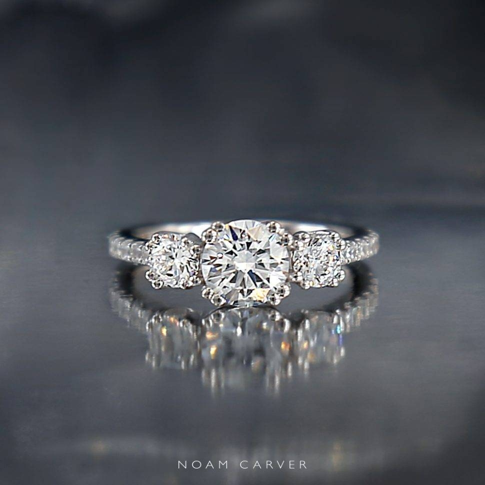Engagement Rings : Inspirational Hawaiian Heirloom Engagement Intended For Heritage Engagement Rings (Gallery 1 of 15)