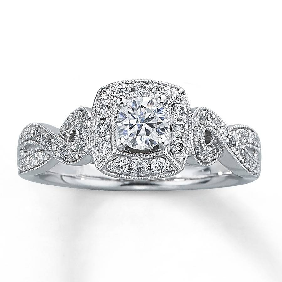 Engagement Rings Jared : 8 Hottest Jareds Wedding Rings | Woman Within Hottest Wedding Rings (View 8 of 15)