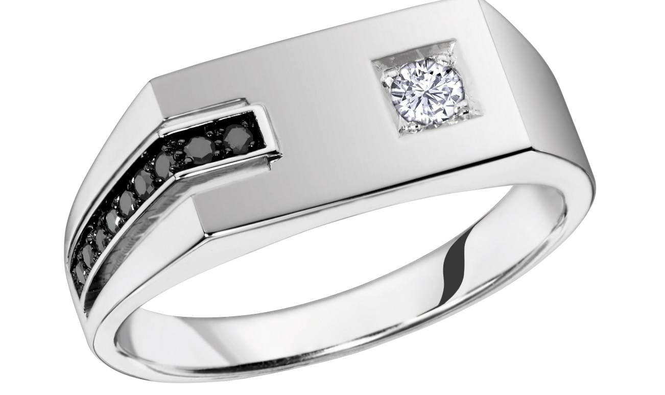Engagement Rings : Mens Titanium Wedding Bands Amazing Mens Intended For Macys Men's Wedding Bands (View 10 of 15)