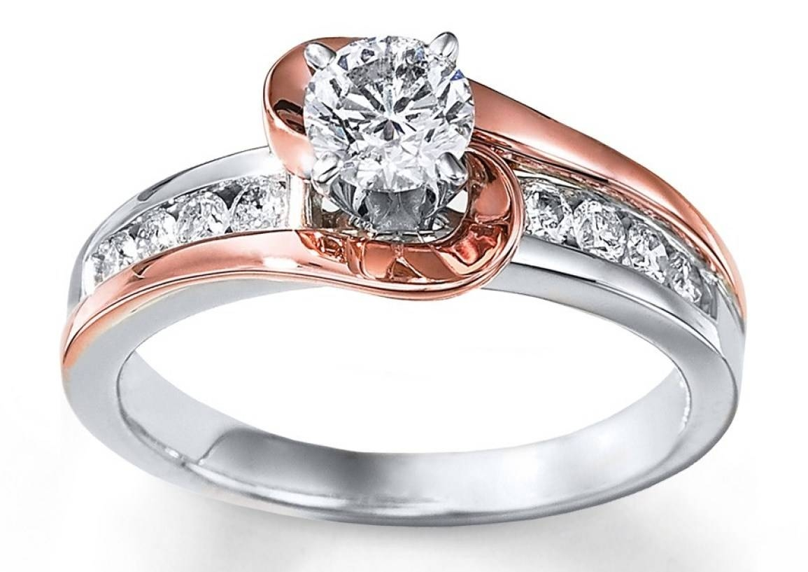 Engagement Rings : P P Stunning Engagement Rings Sears Kobelli 1 2 In David Tutera Engagement Rings (View 7 of 15)