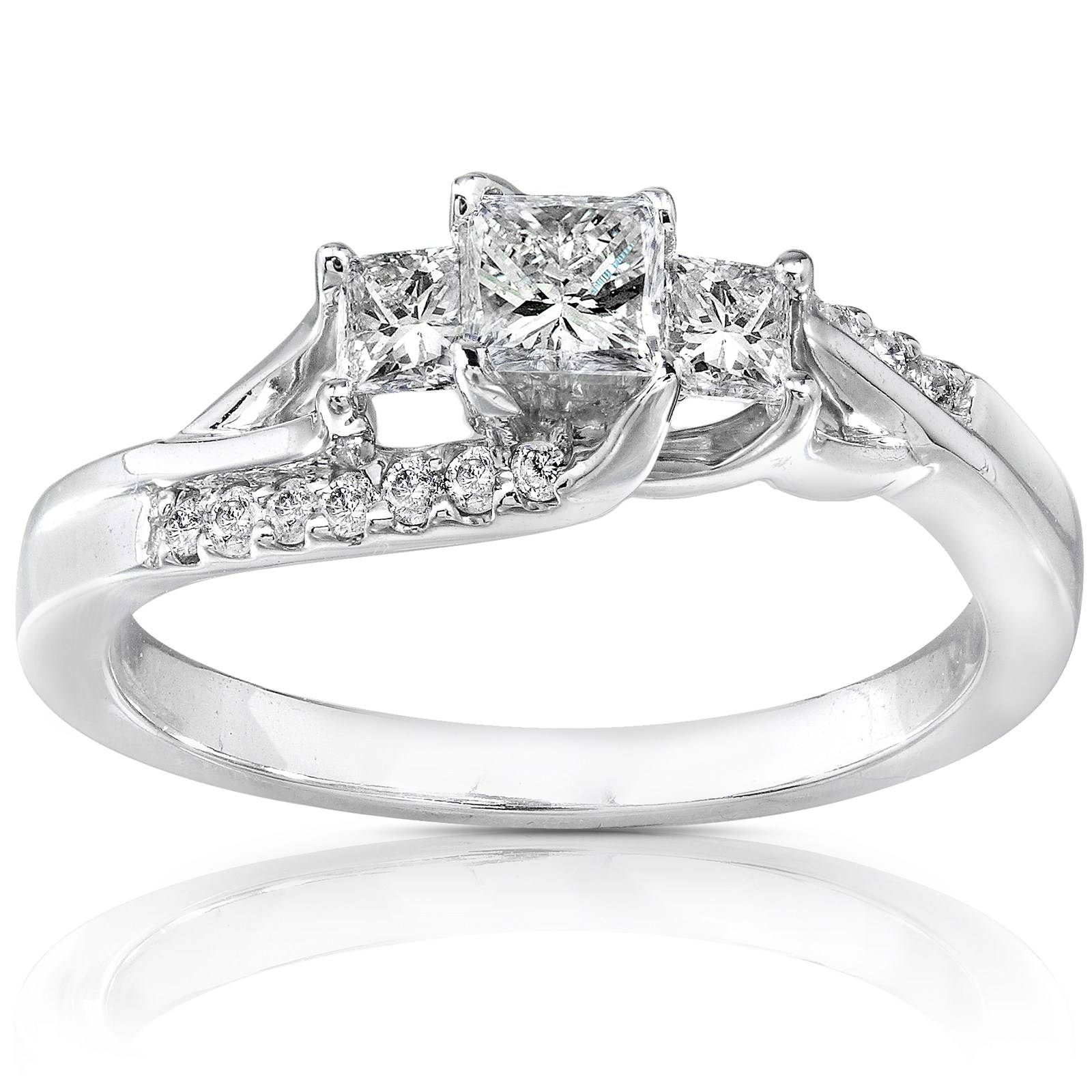 Engagement Rings : P P Stunning Engagement Rings Sears Kobelli 1 2 With Sears Engagement Rings (View 7 of 15)