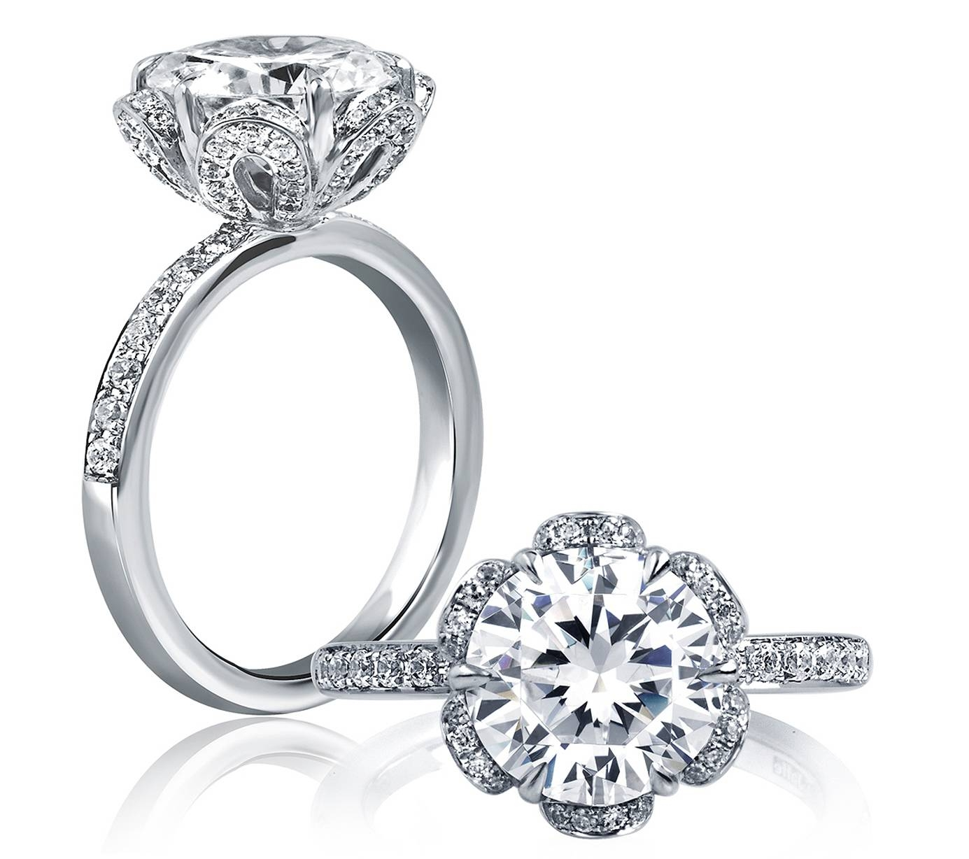 Engagement Rings | Product Categories | Bolenz Within Designing An Engagement Rings (Gallery 3 of 15)