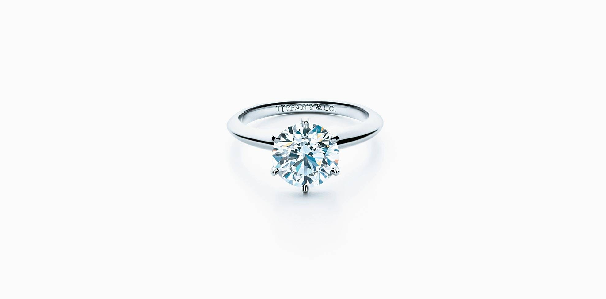 Engagement Rings | The Tiffany Story | Tiffany & Co (View 15 of 15)