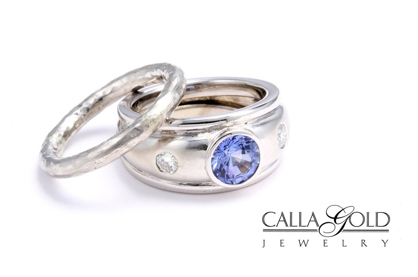 Engagement Rings : Top 10 Engagement Ring Designs Stunning Throughout Wedding Rings Without Diamonds (View 9 of 15)